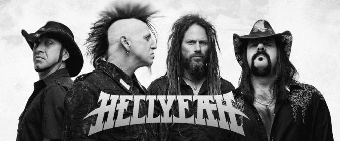 Exclusive Interview with Chad Gray of Hellyeah