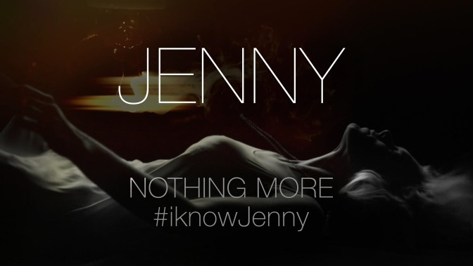 """""""Jenny"""" Nothing More"""