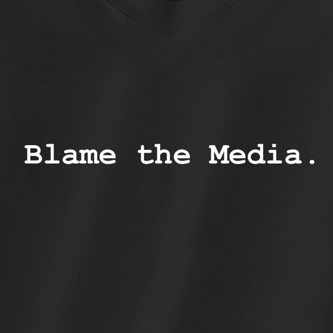 Blame the Media… Blame Banana Slicers?
